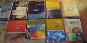 Office/Business Administration Textbooks