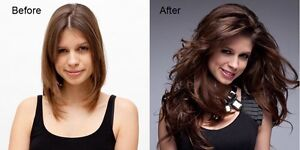 HAIR EXTENSIONS / SPRAY TANNING ,WE COME TO YOU ,! Gatineau Ottawa / Gatineau Area image 1