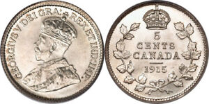 1910-1920 canandian nickels