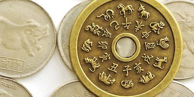 Chinesisches Tierkreiszeichen Bestimmung Horoskop Astrologie Mystik Magie