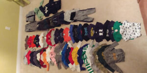 Toddler boys clothing - 18-24 months. All seasons