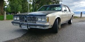 1981 Oldsmobile Eighty-Eight Brougham Royale Sedan