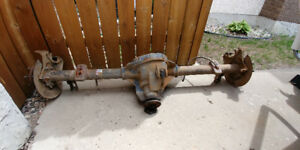 Ford 9.75 - 3.73 Rear axleassembly