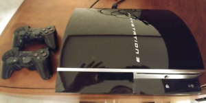 Launch edition 40 GB ps3 !