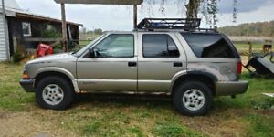 2001 Chev Blazer for Sale