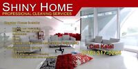 SHINY HOME ! GREAT SERVICE FOR YOUR HOME !