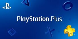 Playstation Plus 28 Days PS4, PS3, PS VITA, NO CODE| CHEAPEST ON GUMTREE❗