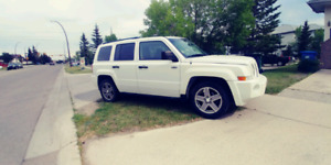 Really Cheap 2009 Jeep Patriot 4x4 North Edition
