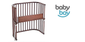 Baby at Maxi Side Cot Crib