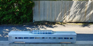 trains pasager scale G