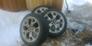 Ford Escape Wheels