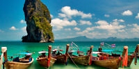 Going to Thailand for the winter