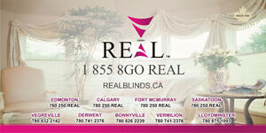 Save up to 90% at REAL Blinds Superstore