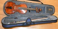 three violins for sale