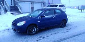 2011 Hyundai Accent Hatchback $3000 **NO TRADES**