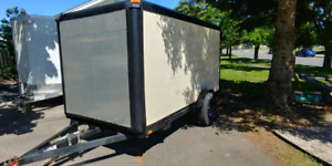Enclosed trailer 5x10