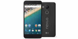 LG Google Nexus 5X 16 Gb Videotron