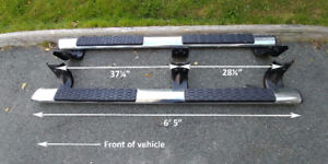 Dodge Ram 1500 Mopar OEM Side Steps / Running Boards