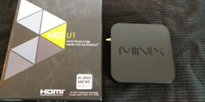 Android box - 64-bit Quad-Core Media Hub for Android