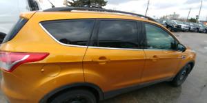 2016 Ford Escape SE Fwd Lease Take Over