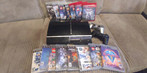 PS3/2 Controllers/15 games
