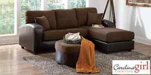 Brand NEW 2-Piece Sectional! Call 306-970-3822!