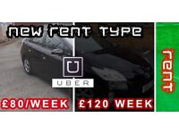 UBER READY - Toyota Prius from £80
