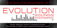 DJ SERVICES and UPLIGHTING by EVOLUTION SOUNDS ENTERTAINMENT