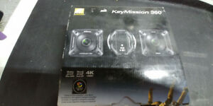 Nikon KeyMission 360 Waterproof 4K Action Camera