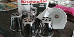 Kitchen Aid Slicer & Shredder