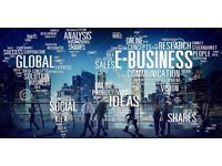 Build your global E-commerce business & get paid multiple ways - Huge opportunity in Luton!