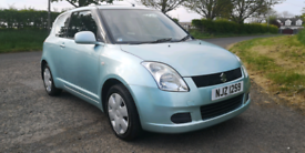 24/7 Trade Sales Ni Trade Prices For The Public 2007 Suzuki Swift 1.4 MOTED FOR A FULL YEAR