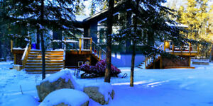 Pine Lodge Family Cottage Rental