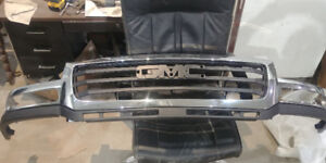 New GMC HD Chrome Grille 03-06