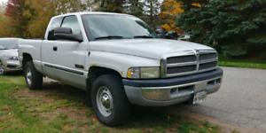 2002 dodge ram 2500 cummins turbo diesel