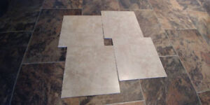 Ceramic Tile, Astral Grey 1512 square feet