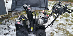 1450 B&S Two Stage Electric Start Snowblower
