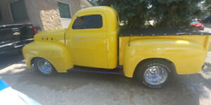 1951 Ford F-100 Pickup Truck   Reduced