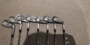 Price Drops! Callaway Irons 5.0 TM Putter SM7 X Shafts Mizuno