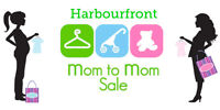 Harbourfront Mom to Mom Sale Event - Welcome Vendor/Mom's