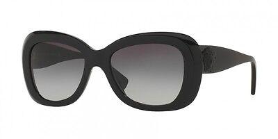 Genuine Versace 4317 Sunglasses Replacement Lenses - Gradient Grey CR-39