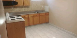 Two bedroom one bath for rent