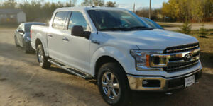 BRAND NEW 2018 FORD F-150 4X4 SUPERCREW $350000