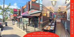 Gorgeous Llbo Restaurant For Sale On Busy Avenue Rd.