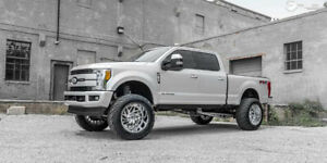 Ford F-250 Fuel Rim & Tire Packages in Stock @ New2You Tire!!!