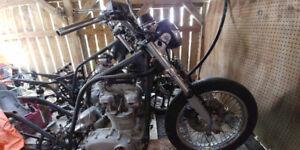 Project/parts bikes