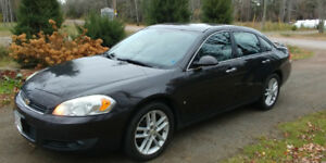 2008 Chevrolet Impala LTZ, registrd til Nov 2019, Insp. Dec 2019