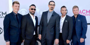 2 Backstreet Boys Toronto Tickets