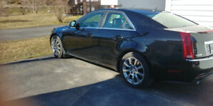 2008 Cadillac CTS4 low kms $12,000