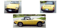 Solid 1978 MGB for sale